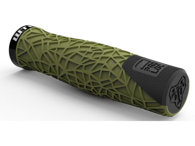 WTB Ace PadLoc Grips army green rubber/black